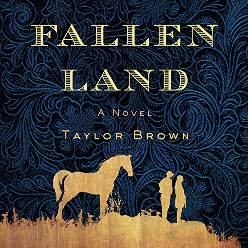 Fallen Land audiobook cover art