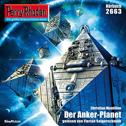Der Anker-Planet audiobook cover art