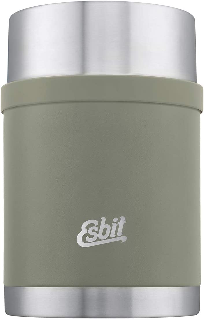 Esbit Sculptor quality assurance Thermal container Manufacturer OFFicial shop 750 Steingrau ml