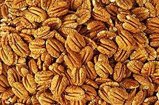 Orchard Fresh Raw Pecan Halves 3-Pound | Millican Pecan since 1888 | San Saba, Texas