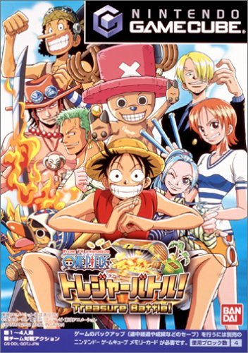 From TV animation ONE PIECE トレジャーバトル!