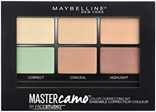 Maybelline New York Master Camo Kit Corrector Imperfecciones Tono 01 Light