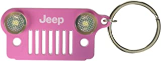 Seat Armour KC100JEPP Pink JEEP LED Keychain, 1 Pack
