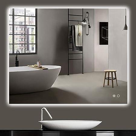 Backlight LED Mirror Tailored Lighting Bathroom l59