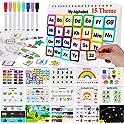 HAN-MM Preschool Montessori Toys with 8 Color Marker