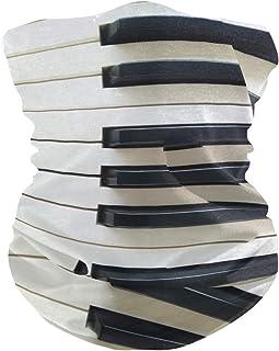 Piano Keyboard Elastic Multifunctional Headband Sports Seaml