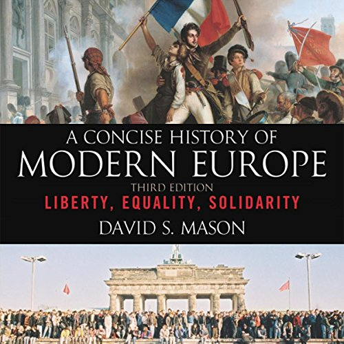 A Concise History of Modern Europe cover art