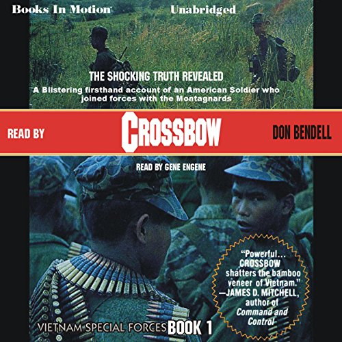 Crossbow audiobook cover art