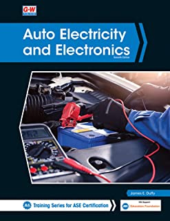 Auto Electricity and Electronics (Training Series for Ase Certification)