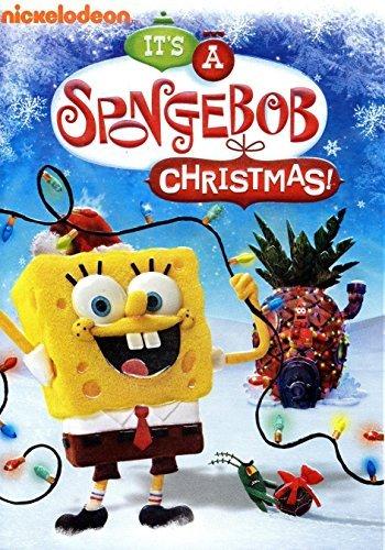 Spongebob Squarepants: It's a Spongebob Christmas [DVD] [Region 1] [US Import] [NTSC]
