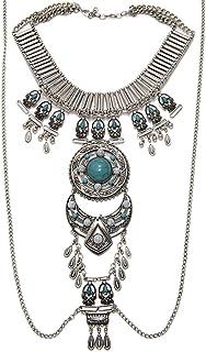 9edbbdb14f23 Amazon.es: Collar Etnico