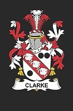 Best clarke family crest Reviews