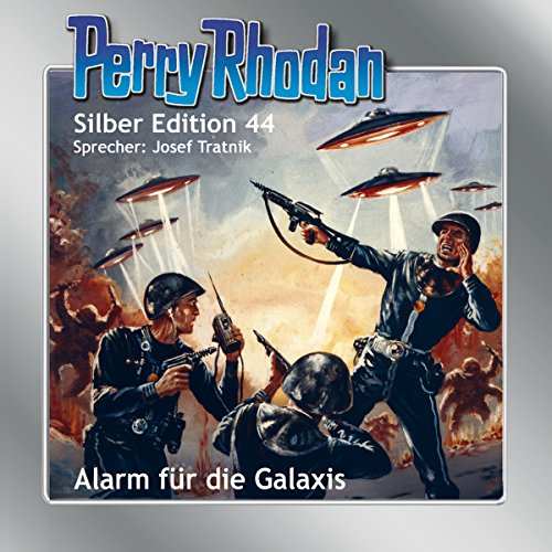 Alarm für die Galaxis audiobook cover art