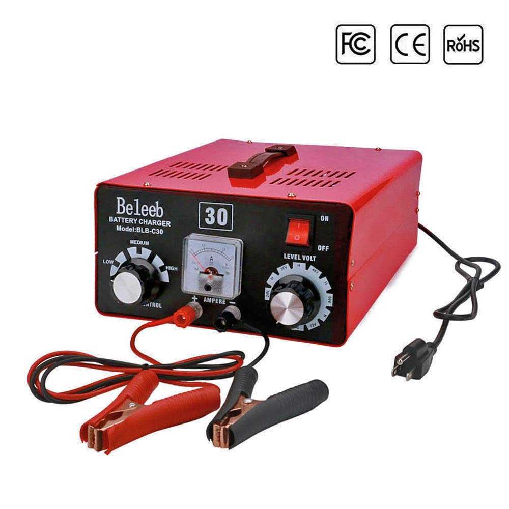 Battery Charger Automatic Charging 40Ah 200Ah