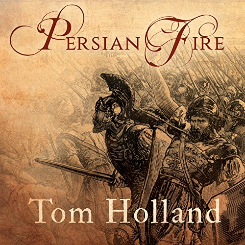 Persian Fire audiobook cover art