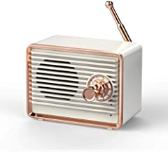 Bluetooth Speakers, Antique Mini Bluetooth Speaker, Portable Wireless Speaker, Computer Speakers, Speakers Bluetooth Wireless,Small Outdoor Speakers,Bluetooth Speakers Portable Wireless Stereo