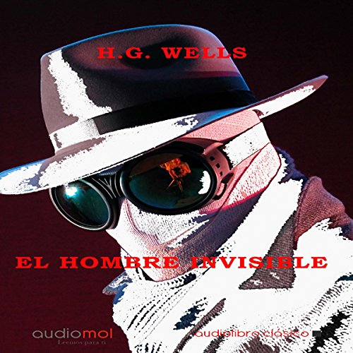 El hombre invisible [The Invisible Man] audiobook cover art
