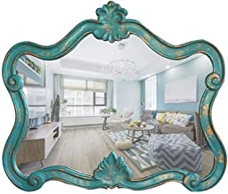 Wall-Mounted Mirror Countertop Vanity Mirrors Rectangle 5364cm Premium Quality Mirror for Bedroom/Bathroom/Living Room Hig...