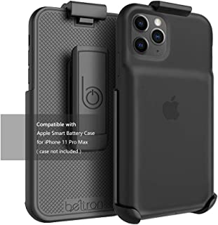 Belt Clip Holster Compatible with Apple Smart Battery Case (for iPhone 11 Pro Max 6.5) - Smart Case NOT Included