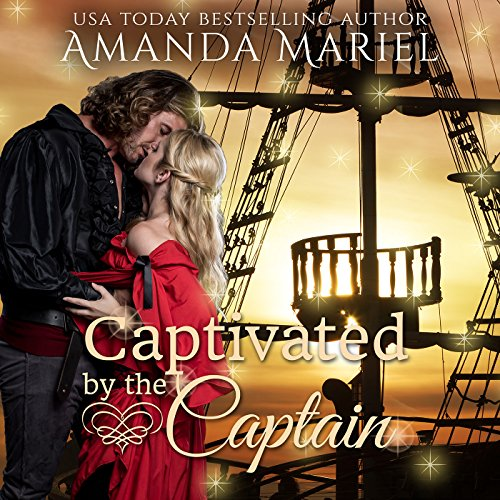 Captivated by the Captain audiobook cover art