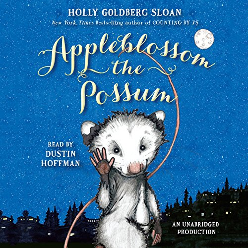 Appleblossom the Possum audiobook cover art