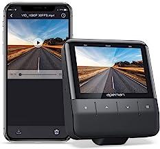 $69 » Sponsored Ad - APEMAN Wi-Fi Dash Cam with App, 1080P Full HD Car Camera Sony Starvis Sensor, IPS Display, Night Vision, Pa...