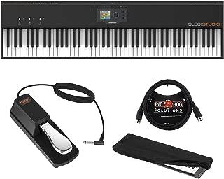 studiologic sl88 studio keyboard controller