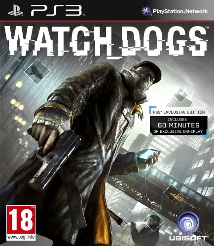Watch Dogs - Pegi PS3