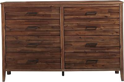 Amazon Com Universal Furniture Spencer Dresser In Gray