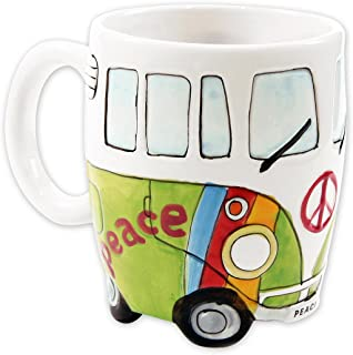 Taza VW Camper Bus - Peace