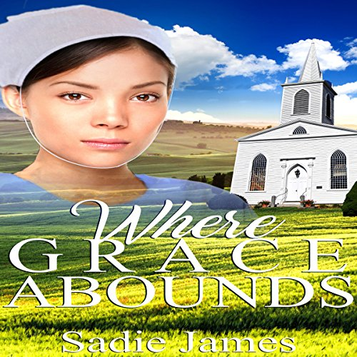 Where Grace Abounds audiobook cover art