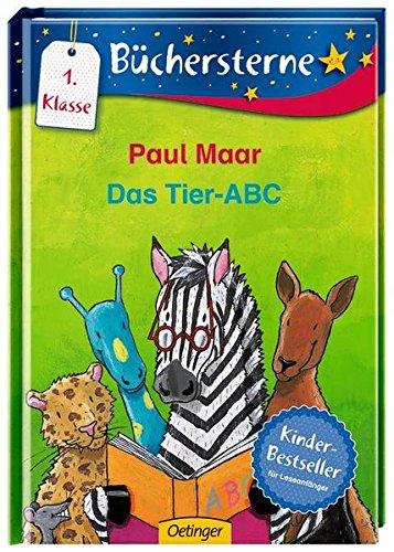 Das Tier-ABC: Mit 16 Seiten Leserätseln und -spielen (Büchersterne)