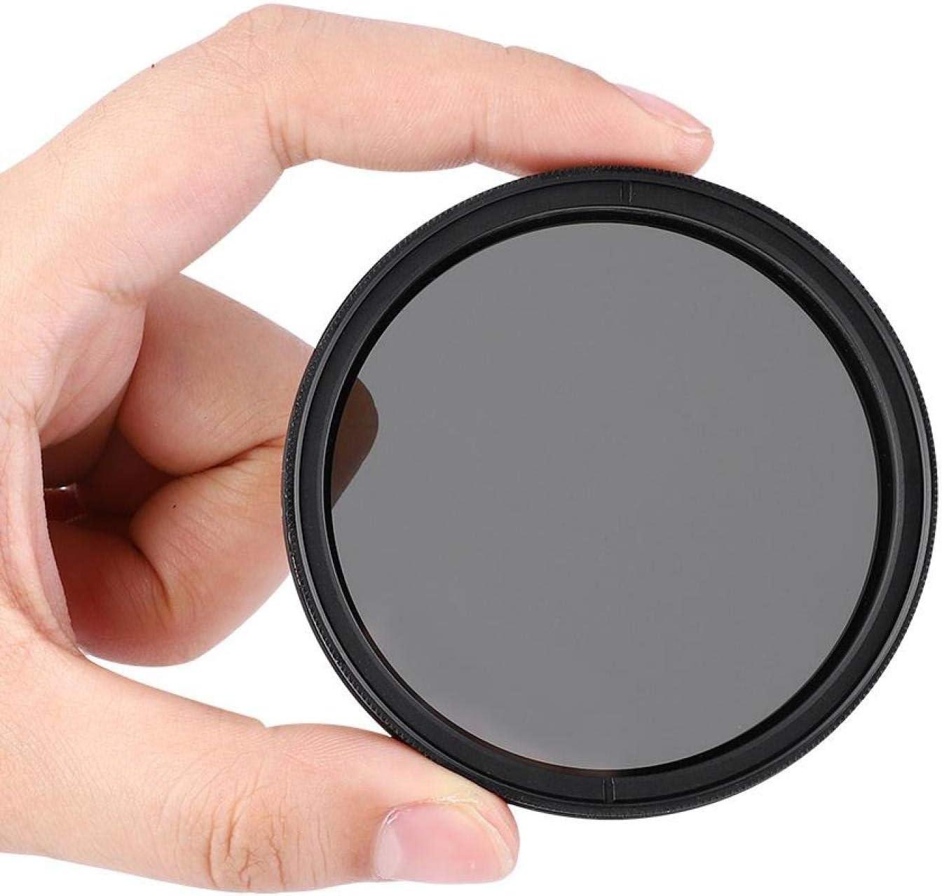 Portable 1cm Neutral Density Camera Came New mail Finally resale start order DSLR Filter ND2-400 for