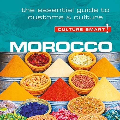 Page de couverture de Culture Smart! Morocco