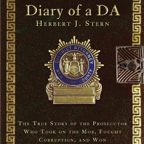 Diary of a DA audiobook cover art