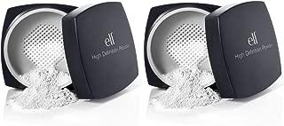 e.l.f. Studio High Definition Powder, Sheer 0.28 ounce (2 pack)