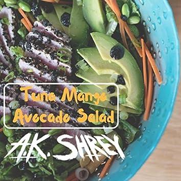 Tuna Mango Avocado Salad