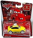 Cars - Rescue Squad Mater Nurse GTO by Disney, Multicolor, DLJ88