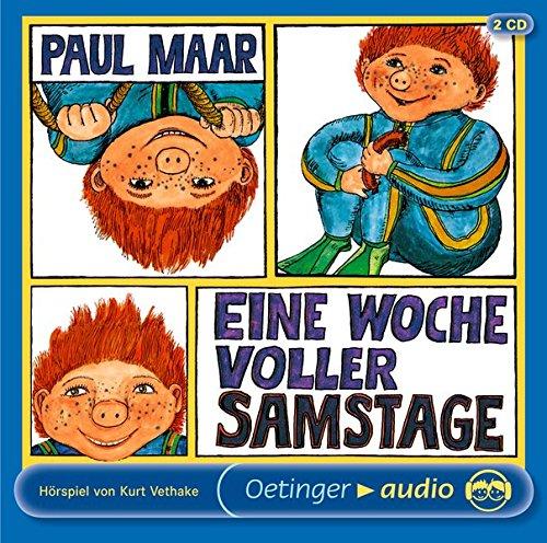Eine Woche voller Samstage (2 CD): Hörspiel (Das Sams)