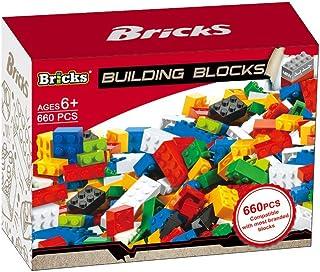 مكعبات بناء من بريكس - 660 قطعة - 40-1655583