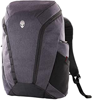 Alienware m17 Elite Gaming Laptop Backpack, 17-Inch, Gray/Black (AWM17BPE)