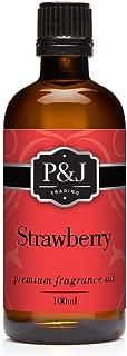 Strawberry Fragrance Oil - Premium Grade Scented Oil - 100ml/3.3oz