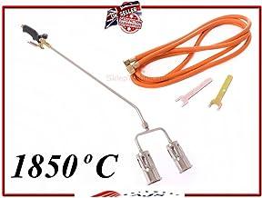 3//4 BSP Pinzas anti vibraci/ón monotubo caucho metal forrado de tuber/ías 25-30mm