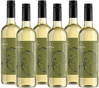 Amazon-Marke - Compass Road Weißwein Sauvignon Blanc, Südafrika 6x0,75L