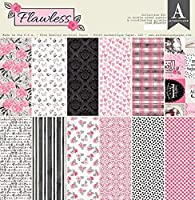 """Authentique Collection Kit 12""""X12""""-Flawless"""