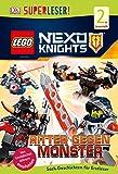 SUPERLESER! LEGO NEXO KNIGHTS(TM). Ritter gegen Monster: 2. Lesestufe Sach-Geschichten für Erstleser
