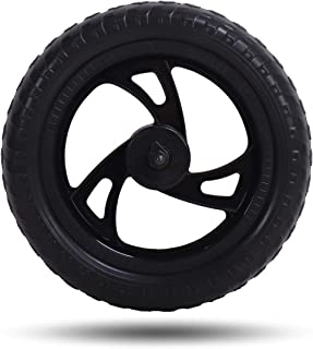 Replacement Balance Bike Wheels, 12 Inch EVA Polymer Foam Tire Air Free Tire, Don't Fit Strider Balance Bike