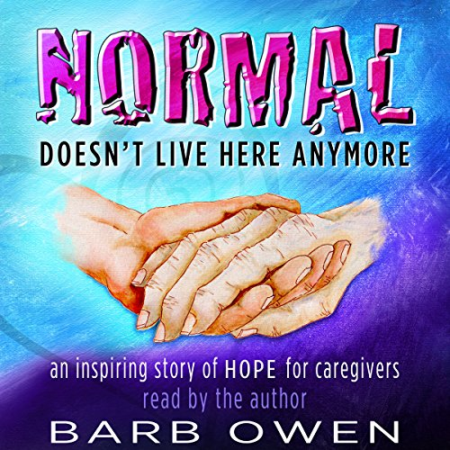 Normal Doesn't Live Here Anymore cover art