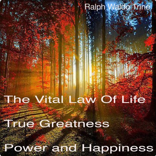The Vital Law of Life audiobook cover art