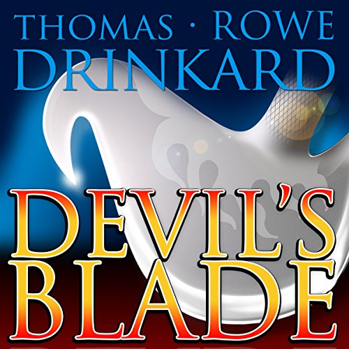 Devil's Blade audiobook cover art